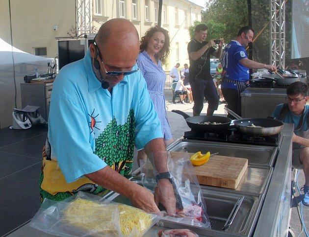 Garden Food Festival 2018 v olomouckých Smetanových sadech
