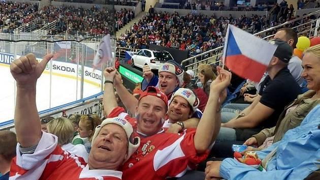 Hokejový šampionát pohledem olomouckých fanoušků přímo v Minsku