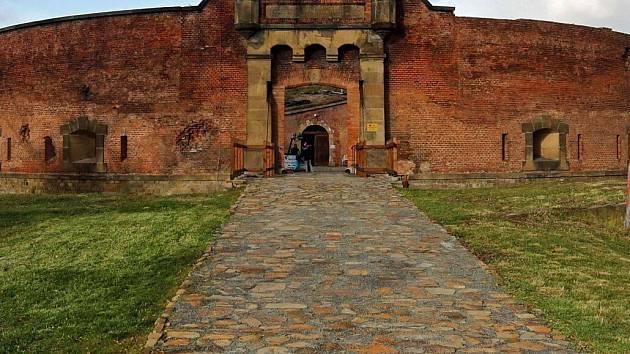 """Fort č. XXII olomoucké pevnosti, tzv. """"Lazecký"""" v Černovíře"""