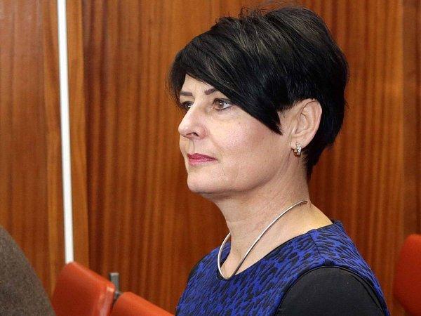 Bývalá olomoucká radní za ČSSD Hana Kaštilová Tesařová