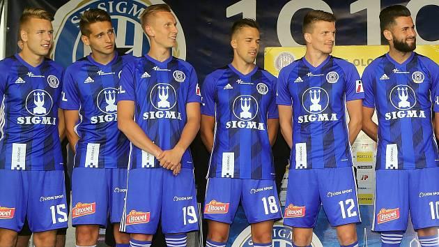Fotbalisté olomoucké Sigmy na startu sezony
