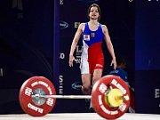 Čtyřnásobná česká šampionka ve vzpírání Julie Švecová chce v Náměšti na Hané otevřít vzpírárnu pro děti i nadšence