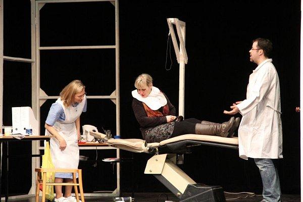 Divadelní silvestr ve Velké Bystřici