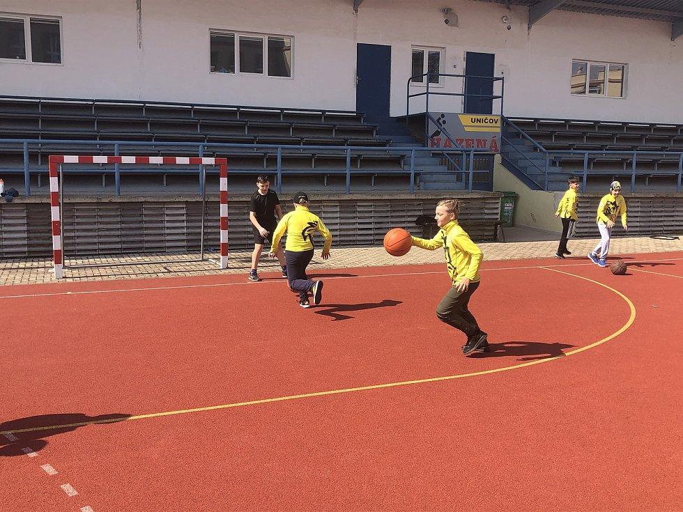 Mladí hokejisté Uničova zahájili letní přípravu.
