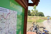 Slavnostní otevření cyklostezky do Horky nad Moravou – středa 11. 6. 2014