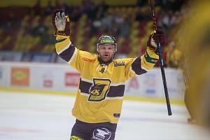 Hokejový útočník Matěj Pekr