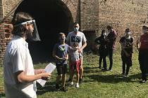 Fort Tafelberg, 12. září 2020