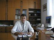 Ředitel Státního veterinárního ústavu Olomouc  Jan Bardoň.