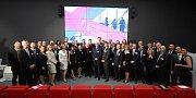 Slavnostní vyhlášení Ocenění českých lídrů v pražském sídle Microsoftu
