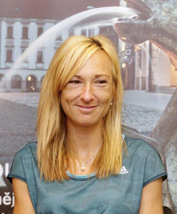 Eva Vrabcová. Představení před Olomouckým půlmaratonem 2016
