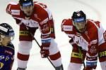 HC Olomouc - Zlín. Předkolo play-off. Ilustrační foto