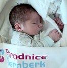 Andrej Tesař, Držovice narozen 1. června míra 50 cm, váha 3660 g