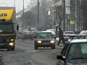 Doprava ve Chválkovické ulici
