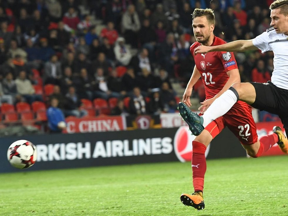 Filip Novák v reprezentačním dresu