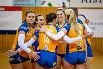 Volejbalistky VK UP Olomouc vyhrály ve Frýdku-Místku. Ilustrační foto