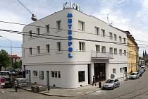 Olomoucké kino  Metropol.