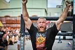 Jiří Tkadlčík.  WORLD GRAND PRIX U105kg - Memoriál Gustava Frištenského v Pivovaru Litovel