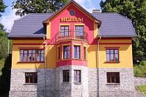 Budova lipoveského muzea