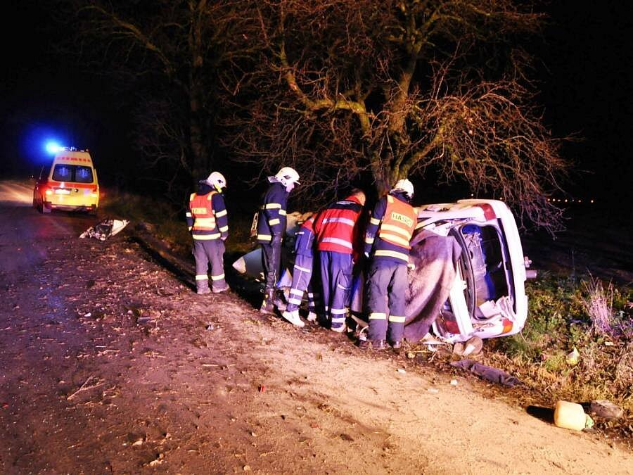 Tragická nehoda u Přestavlk