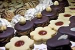 Vánoční cukroví od Leny Janssens a Ludmily Len z Olomouc-Chomoutov.