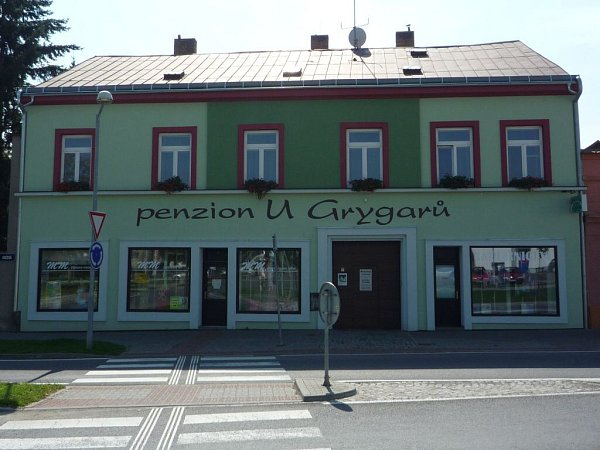 Penzion UGrygarů