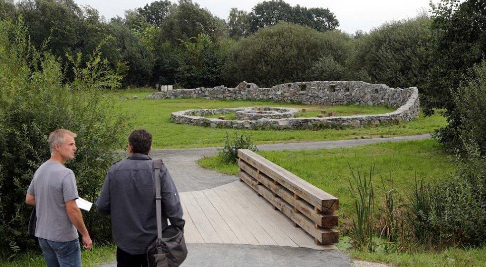 Otevření Domu přírody Litovelského Pomoraví u Horky nad Moravou
