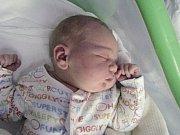 Daniel Müller, Vrchoslavice, narozen 14. září v Olomouci, míra 51 cm, váha 4380 g
