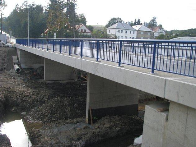 Nový most vOndrášově