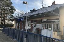 Na některých menších nádražích 1. prosince skončil prodej jízdenek. Například v Blatci na Olomoucku.
