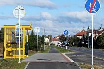 Nové cyklostezky v Litovli