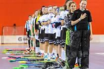 FBS Olomouc úspěšně reprezentovala město Olomouc na mezinárodním florbalovém turnaji Prague florbal CUP