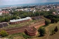 Fort Tafelberg ve Fakultní nemocnici Olomouc
