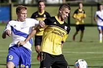 MOL Cup: Nové Sady (ve žlutočerné) proti Frýdku-Místku