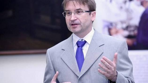 Biochemik Jiří Šponer