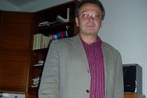 Vítězslav Vavroušek.