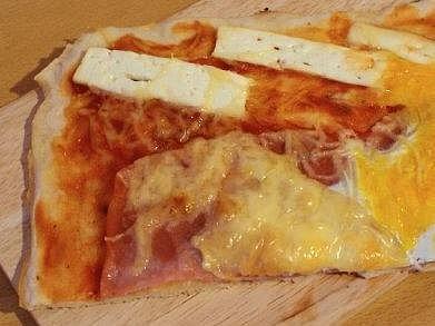 Pizza jako chleba