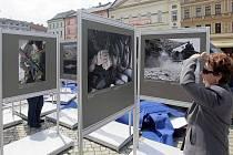 Výstava Herberta Slavíka a Daniela Hlaváče s názvem Afghánistán – Hrdost a odvaha na