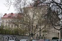 Slovanské gymnázium v Olomouci.