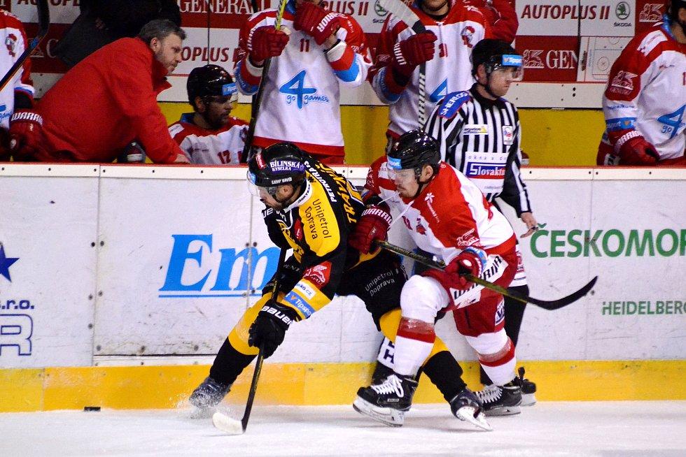 Litvínov vs. Olomouc