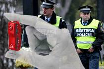 Minikamery pro olomouckou městskou policii