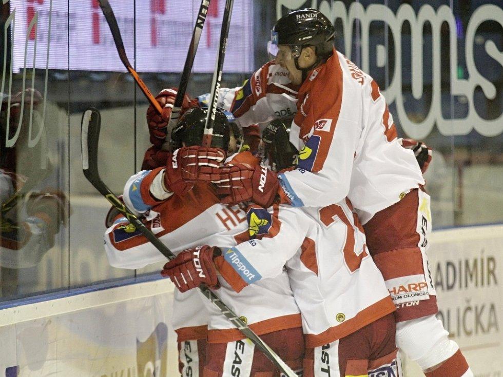 Radost olomouckých hokejistů