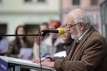 12. ročník akce Veřejné čtení jmen obětí holocaustu – JOM HA-ŠOA