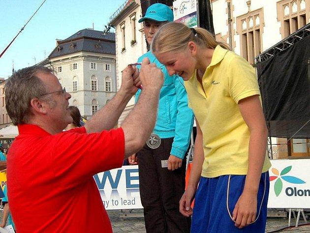 Olympiáda dětí a mládeže: vyhlášení výsledků prvního dne