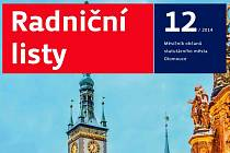 Olomoucké Radniční listy. Ilustrační foto