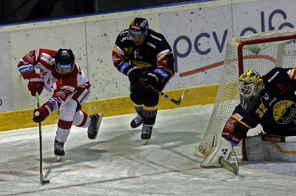 HC Olomouc - Litvínov