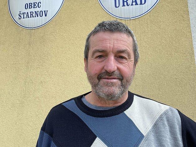 Starosta Štarnova Stanislav Nykl
