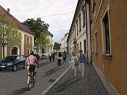 Vizualizace návrhu Křížkovského ulice