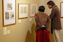 Zahájení výstavy Art brut v českých zemích se zúčastnil i spoluautor stejnojmenné publikace, francouzský surrealistický básník a režisér Bertrand Schmitt.