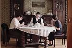 Český film Na konci září, který vznikal také v Olomouci