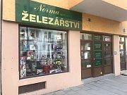 Olomoucké železářství Norma na Masarykově třídě